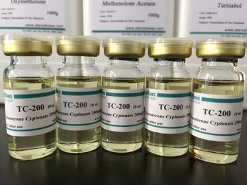 Factory price steroid Testosterone Cypionte with GMP standard