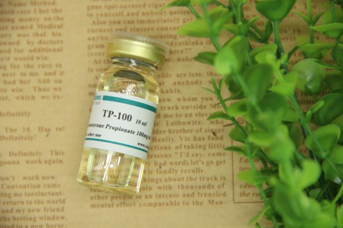 Safety Testosterone Propionate Injectable Anabolic Steroids CAS 57-85-2