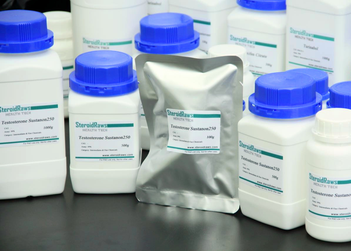 BP ISO9001 Approved Injection Raw Steroid Powders For Increase Strength , 98% Assay