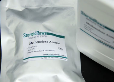 China Anabolic Cutting Cycle Steroids Primobolan  Methenolone Acetate 100 mg/ml for Bodybuilding factory
