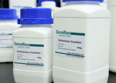 Methenolone Enanthate Bodybuilding Legal Steroids  Powder ,  High Purity Mass Building Steroids